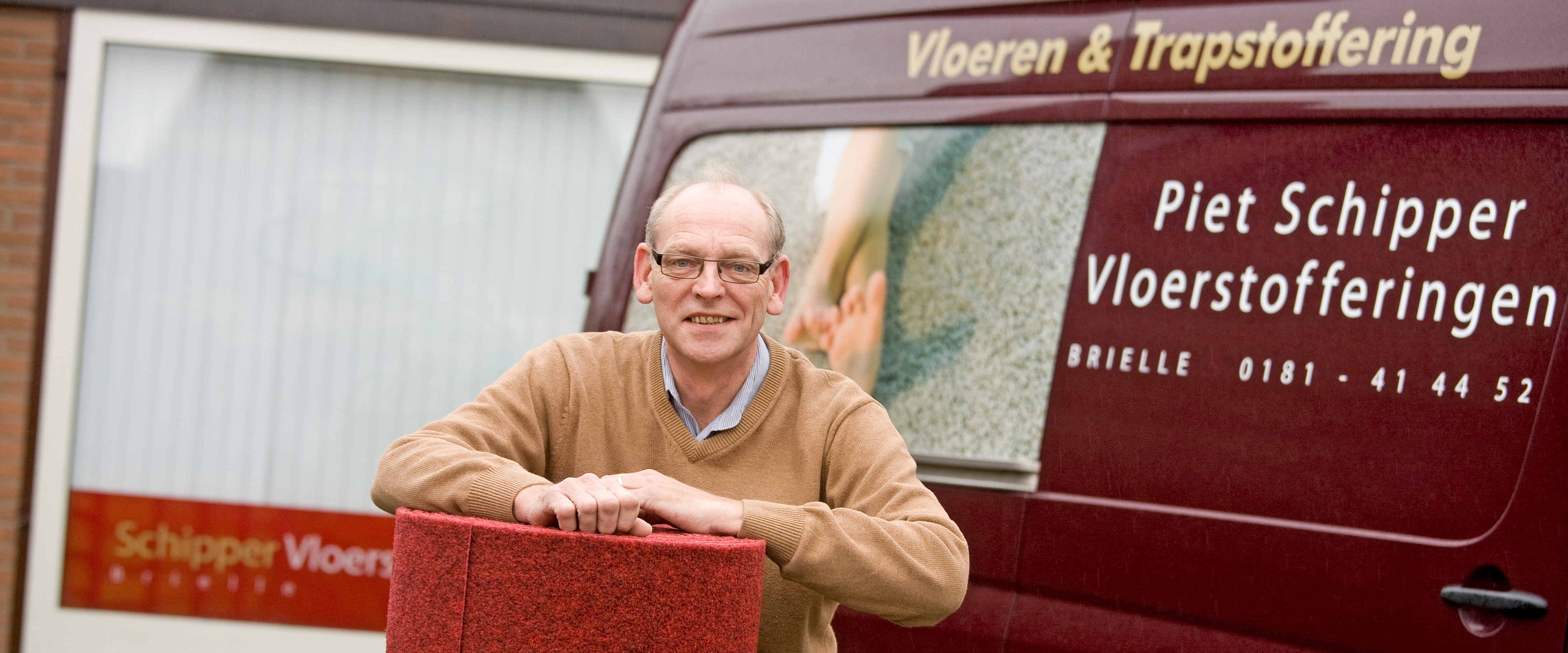 Piet Schipper vloer- en trapstofferingen